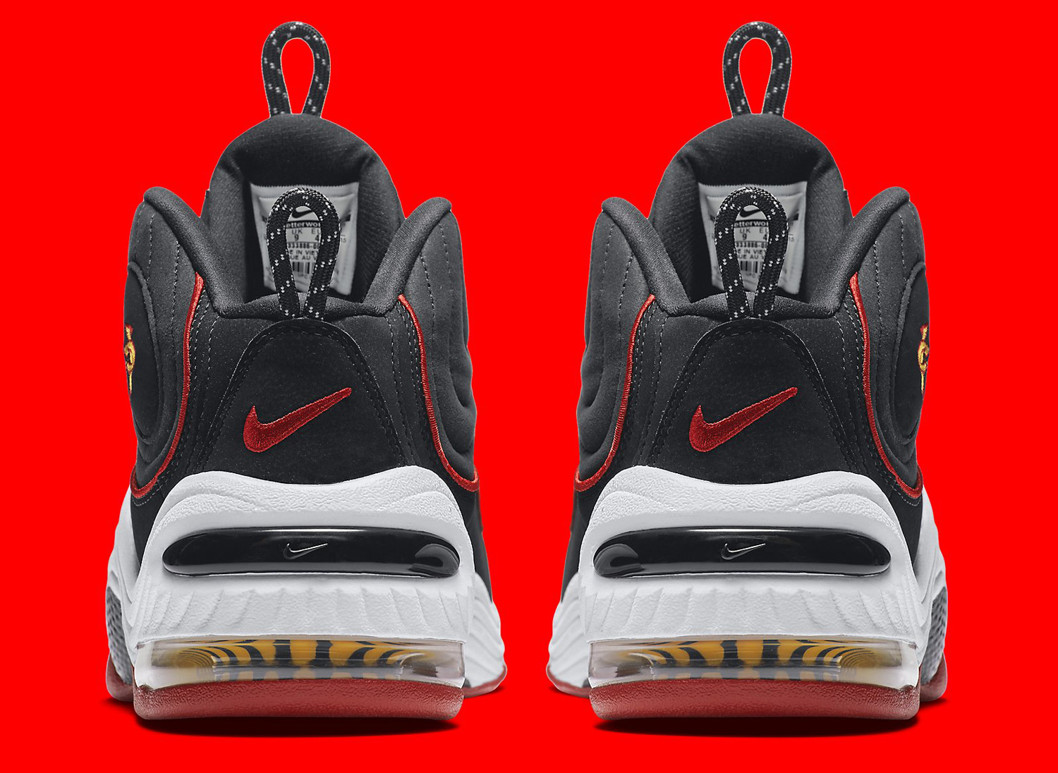 low priced 65f76 9a641 Nike Air Penny 2
