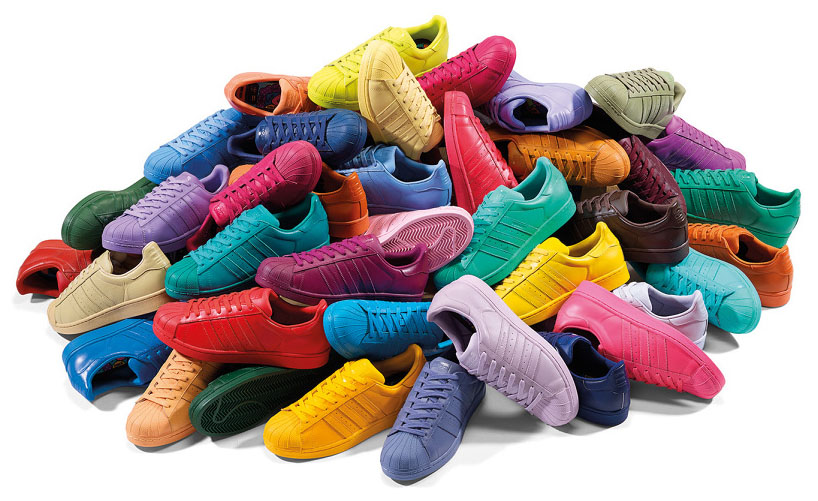 Pharrell x adidas Superstar Supercolor (4)