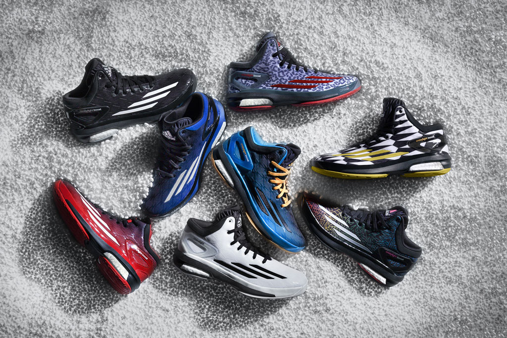 adidas Officially Unveils Crazylight Boost | Sole Collector