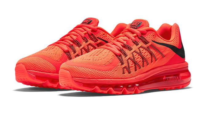 reputable site c33ad 3b36f Images via Nike. by Brendan Dunne. The Nike Air Max 2015 is referencing ...