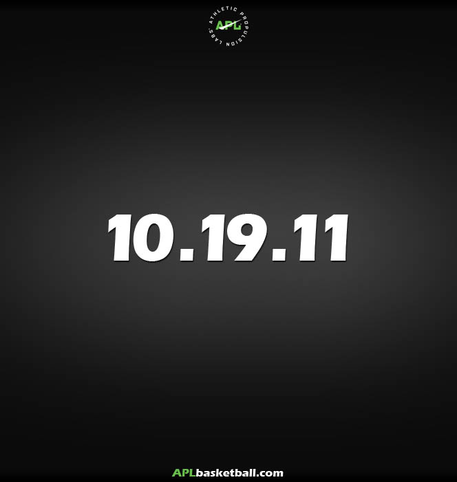 Athletic Propulsion Labs Teasing 10.19.11 Announcement