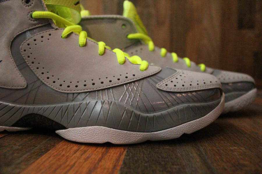 promo code c0924 c7de6 Air Jordan 2012 Wolf Grey Black Silver Ice White New 3 484654-001 (2