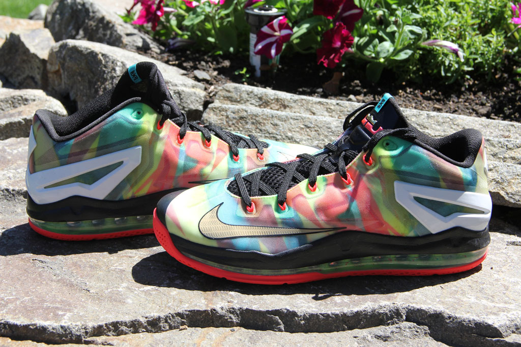 release date: 9b1ba 56a8d Nike LeBron XI 11 Low Championship Champ Pack (2)