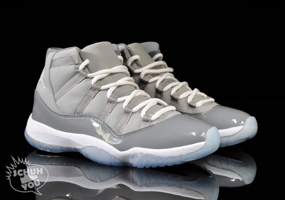 livraison gratuite de838 19dcc Closer Look: Air Jordan Retro 11 -