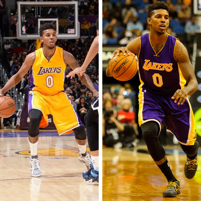 best sneakers 62648 18fe7  SoleWatch NBA Power Ranking for December 21  Nick Young