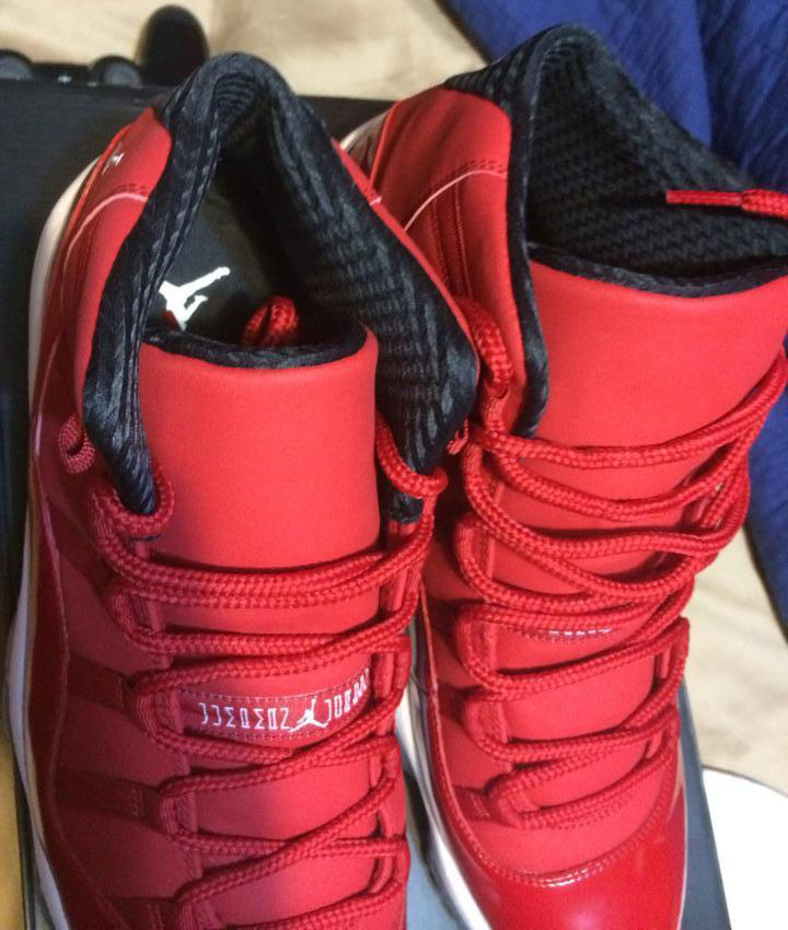 UPDATE: New \'Red\' Air Jordan 11 Rumored to be Carmelo Anthony PE