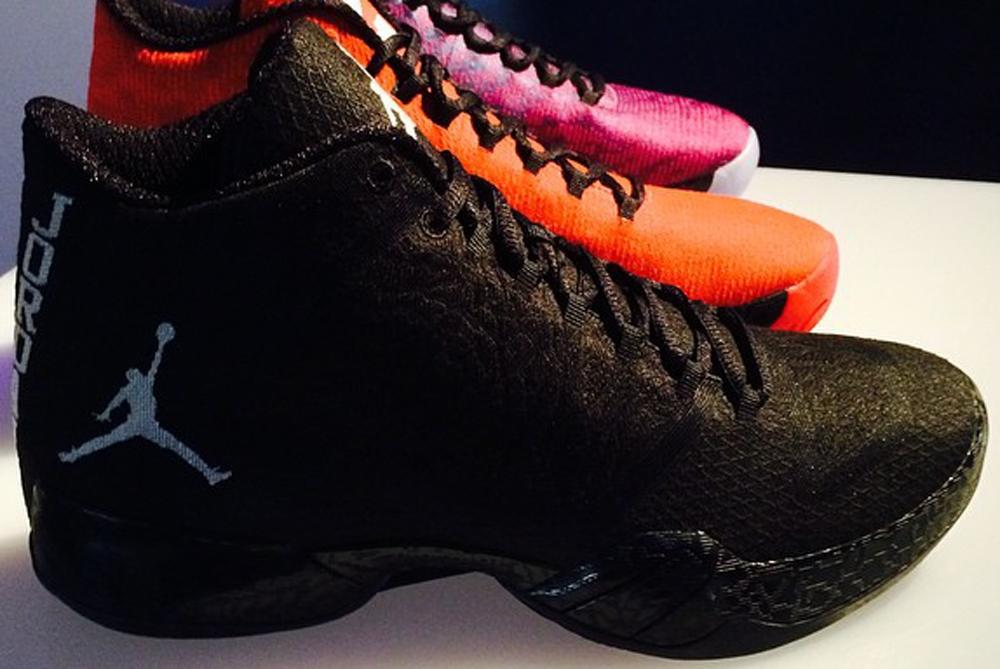 Air Jordan XX9 Black/Black-White