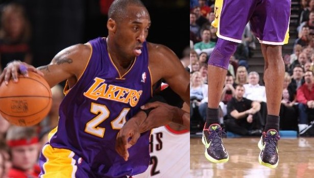 e4b4a3e200c3 Sneaker Watch  Things Looking  Chaotic  For Kobe and the Lakers ...