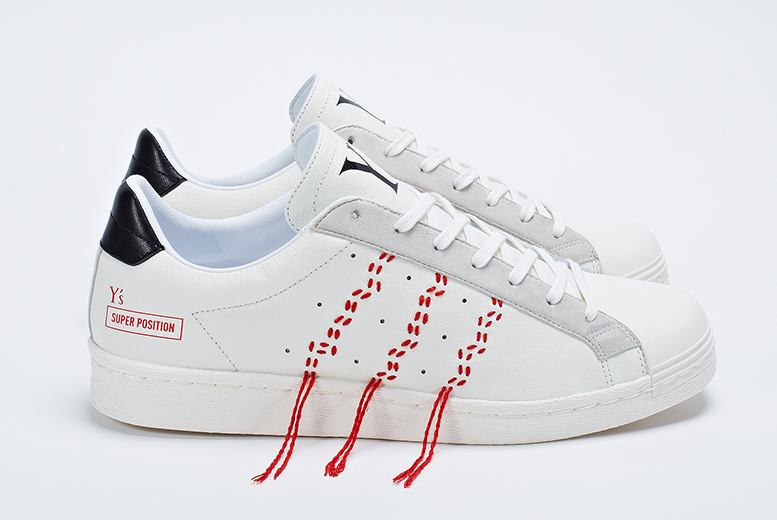 52c94dee4 Both colorways of the new Y s by Yohji Yamamoto x adidas Consortium Super  Position will release this Saturday