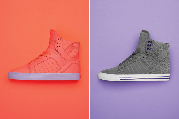 Supra Women's Skytop Fall 2012