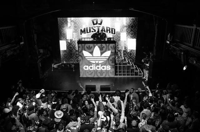 adidas Originals at the House of Blues