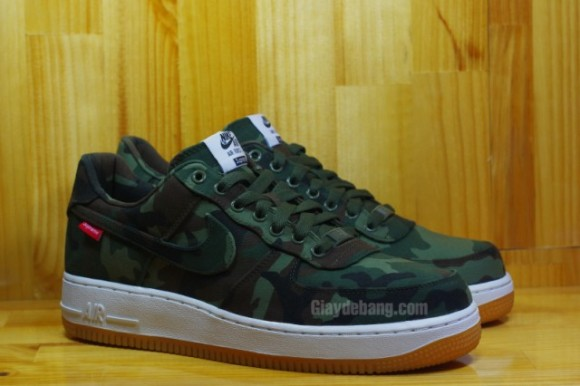 nike eyeglasses flexon - Supreme x Nike Air Force 1 Low - 30th Anniversary - Camo | Sole ...