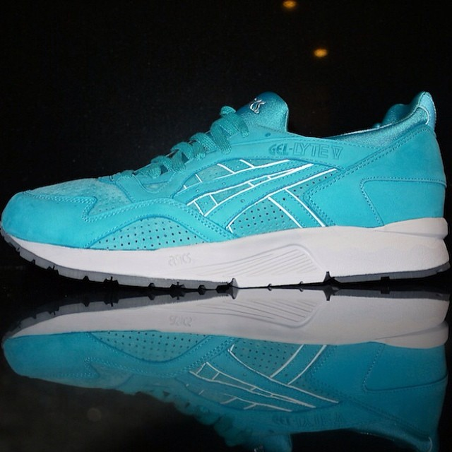 DJ Clark Kent Picks Up Ronnie Fieg x ASICS GEL-Lyte V Cove