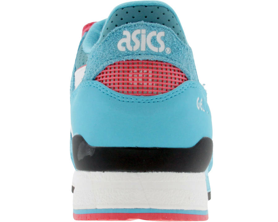 PickYourShoes x Asics Gel-Lyte III Teal Dragon