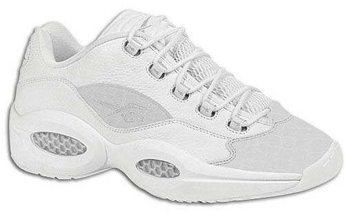 Reebok Question Low White/Grey