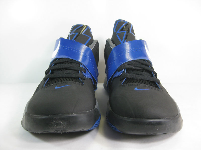 Nike Zoom KD IV Black White Varsity Royal 473679-006 (2)