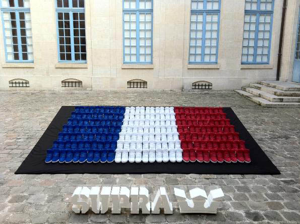 SUPRA Skytop III European Launch Party in Paris
