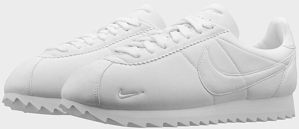Nike Classic Cortez Shark SP White/Black-White