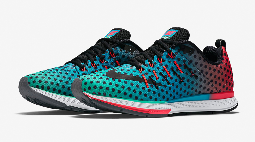 Nike Zoom Elite 8 Polka Dot