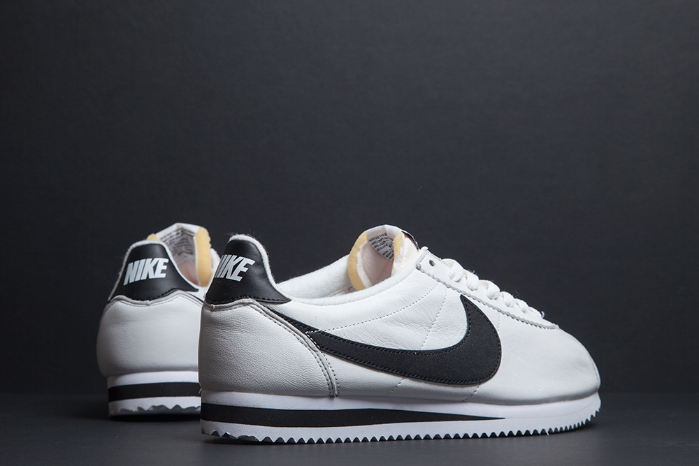 Nike Cortez Leather Platinum New Release