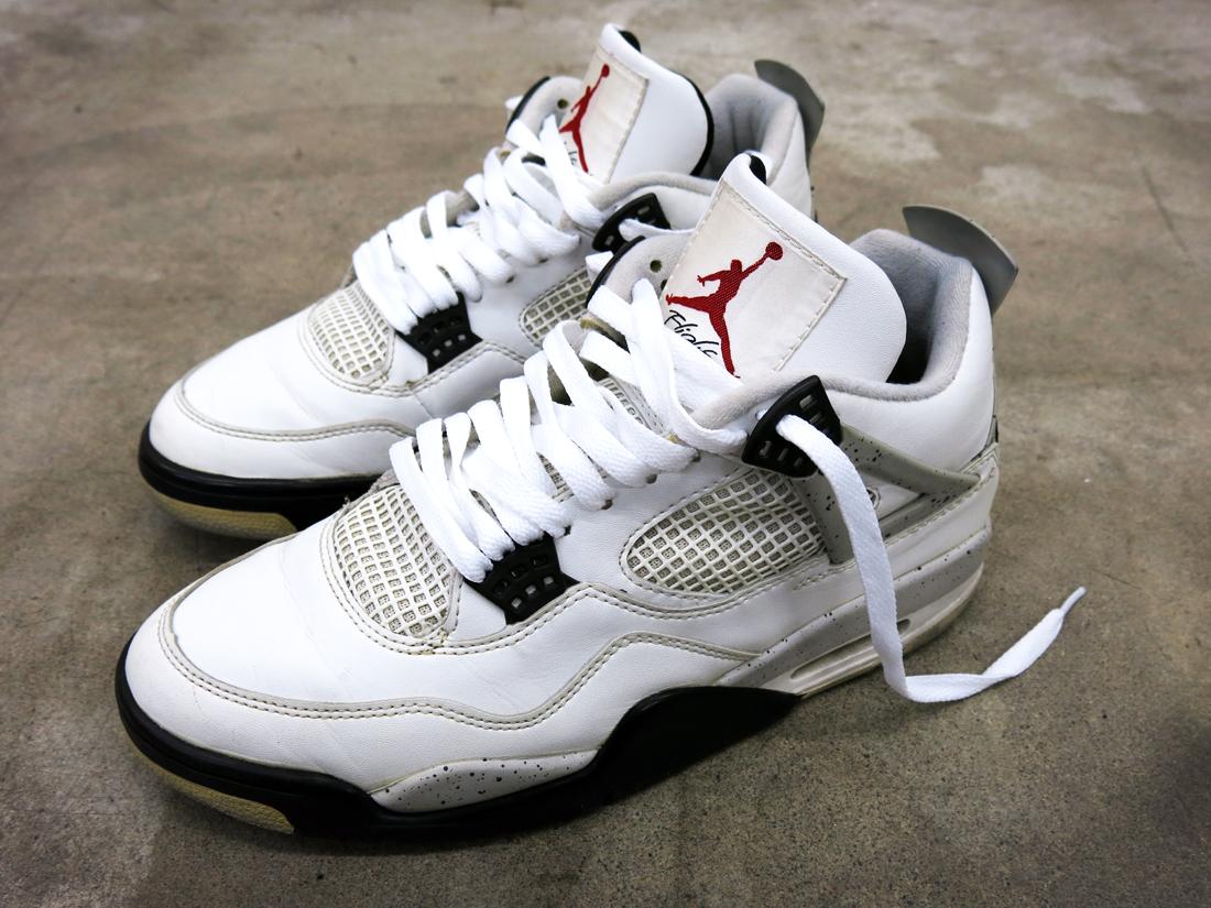 AIR JORDAN 4 RETRO 'COOL GREY' : Sneaker Steal