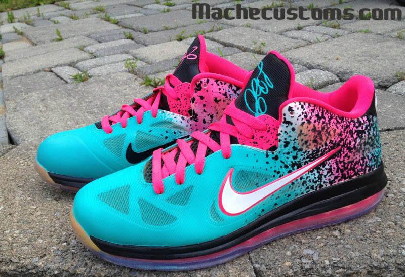 0af4315a04b Nike LeBron 9 Low