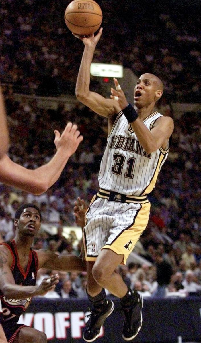 Flashback    Best Shoes Worn With the Original Indiana Pacers Pinstripe  Uniform  bbbd11b194
