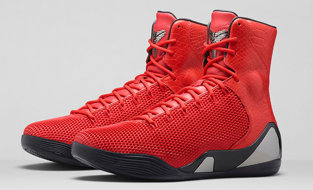 bf5fed639cf5 ...  Red Mamba  Nike Kobe 9 KRM EXT. After a few previews