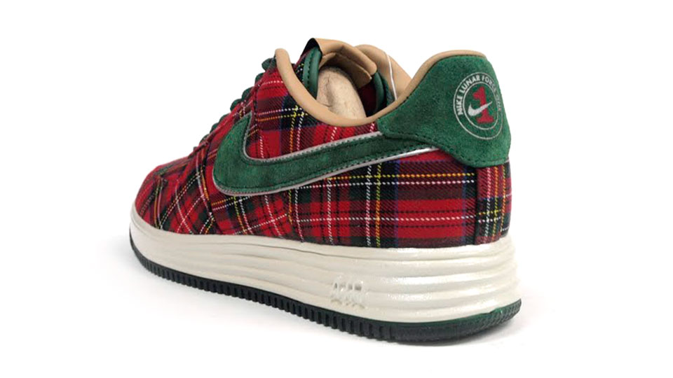 Nike Lunar Force 1 City Pack QS - \u0026quot;London\u0026quot; - New Images
