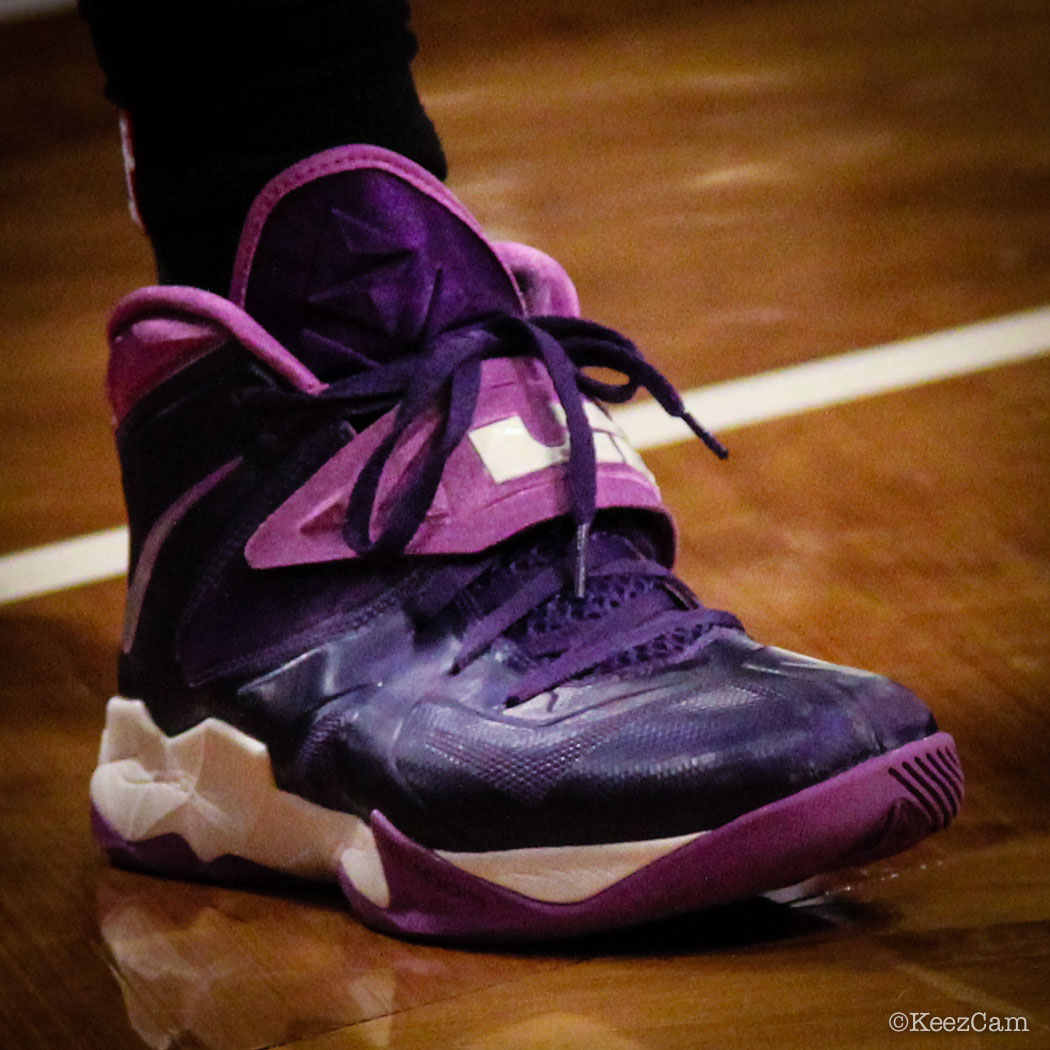 Ish Smith wearing Nike Zoom Soldier VII 7 (1)