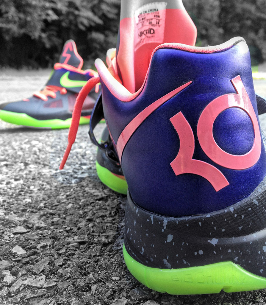 "Nike Zoom KD IV ""Un-NERF"" by Mache Custom Kicks (3)"