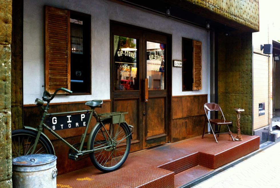 a924b25b14da11 Shop Guide Tokyo WTAPS GIP Store photo by Brennan Hiro Williams