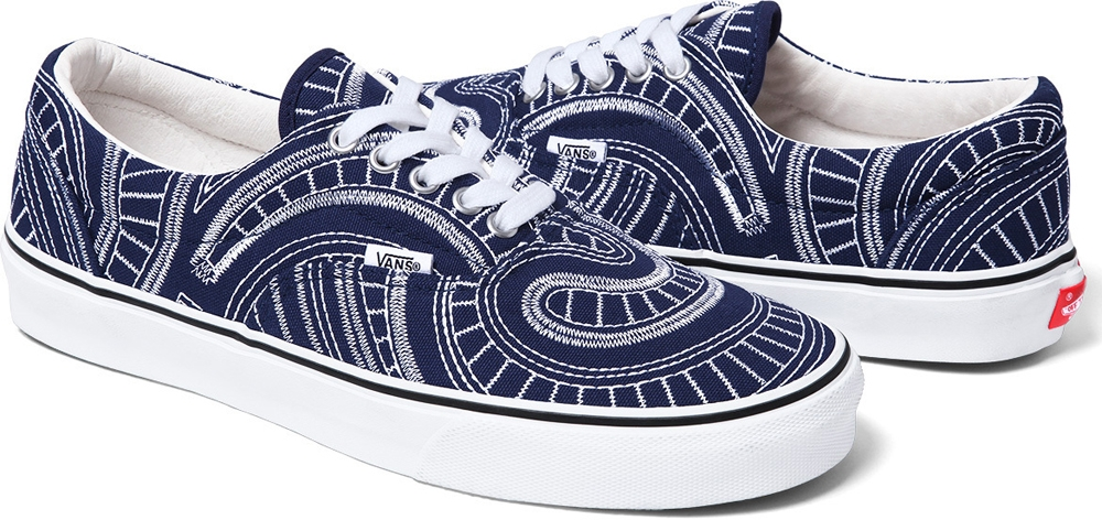 Vans Uptown Era Navy/White