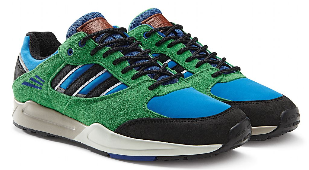 adidas Originals Tech Super Pack Fall/Winter 2013 Green Blue Black G96498 (2)