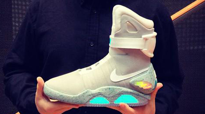 Nike Mag Marty McFly