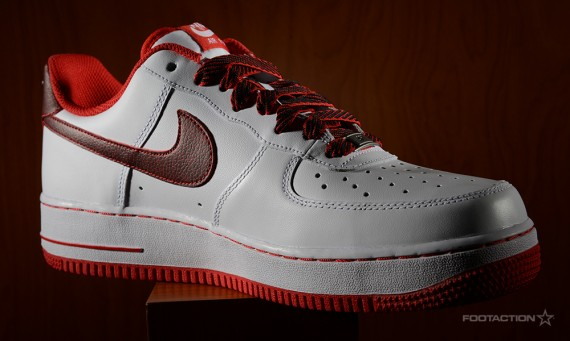 Force Low 1 Whiteuniversity Collector Air Nike RedSole IWHeE2D9Y