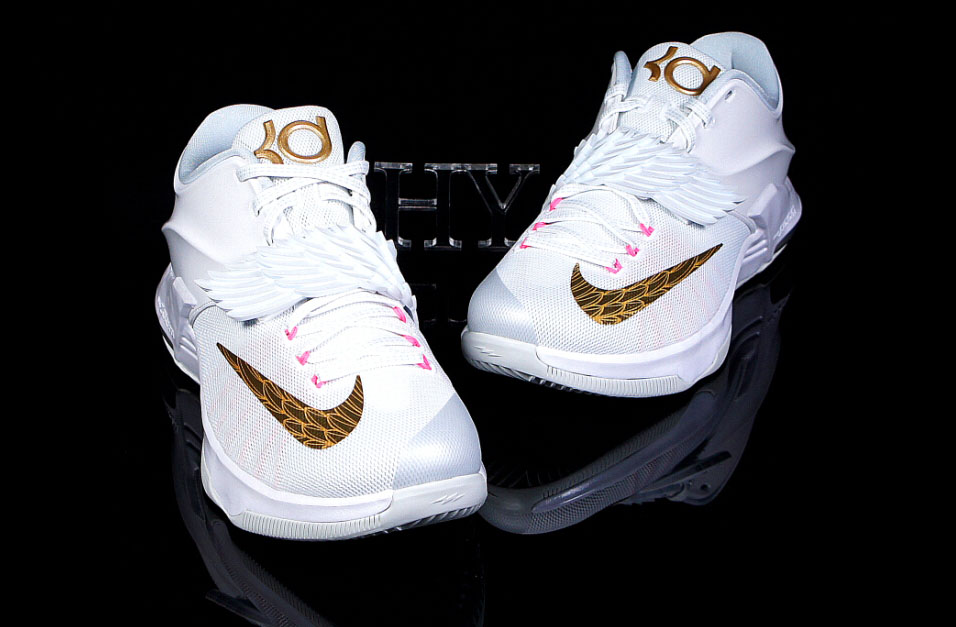 size 40 cf763 4e4de Nike KD VII 7 Aunt Pearl 706858-176 (8)