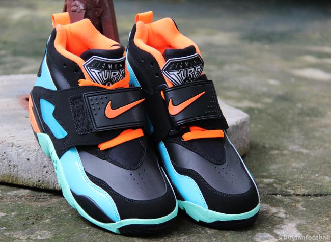 nike air diamond turf shoes