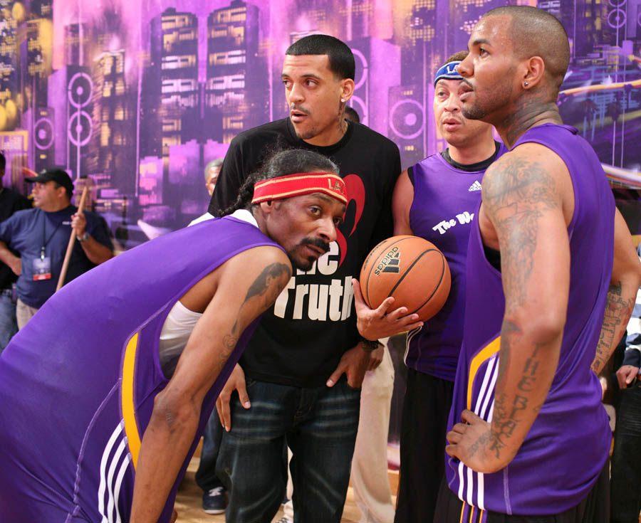 adiHOOP 3-on-3 - Matt Barnes & West Coasters