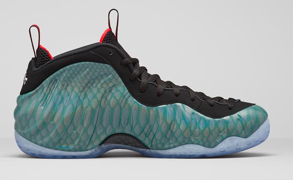 detailed look 29cbc 1610a Check Out Nike s Awesome Packaging for the  Gone Fishing  Foamposites