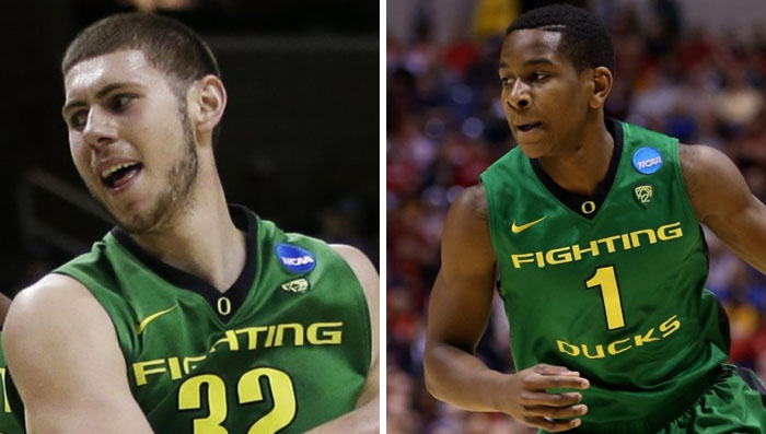 Report // Oregon Basketball Players Suspended for Selling Team Sneakers