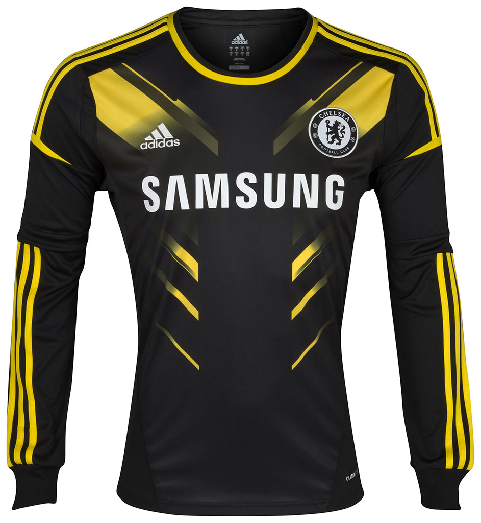 best cheap 8e300 5dd0d adidas Unveils 2012-2013 Chelsea FC Third Kit | Sole Collector