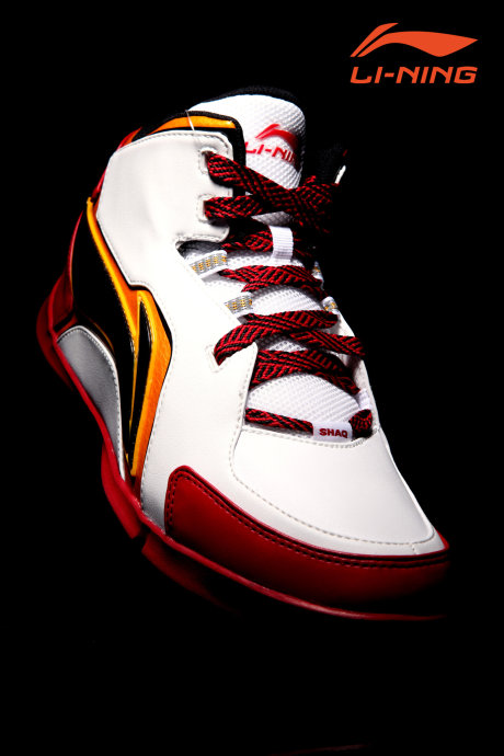 Li-Ning Shaq Zone Miami Heat 8