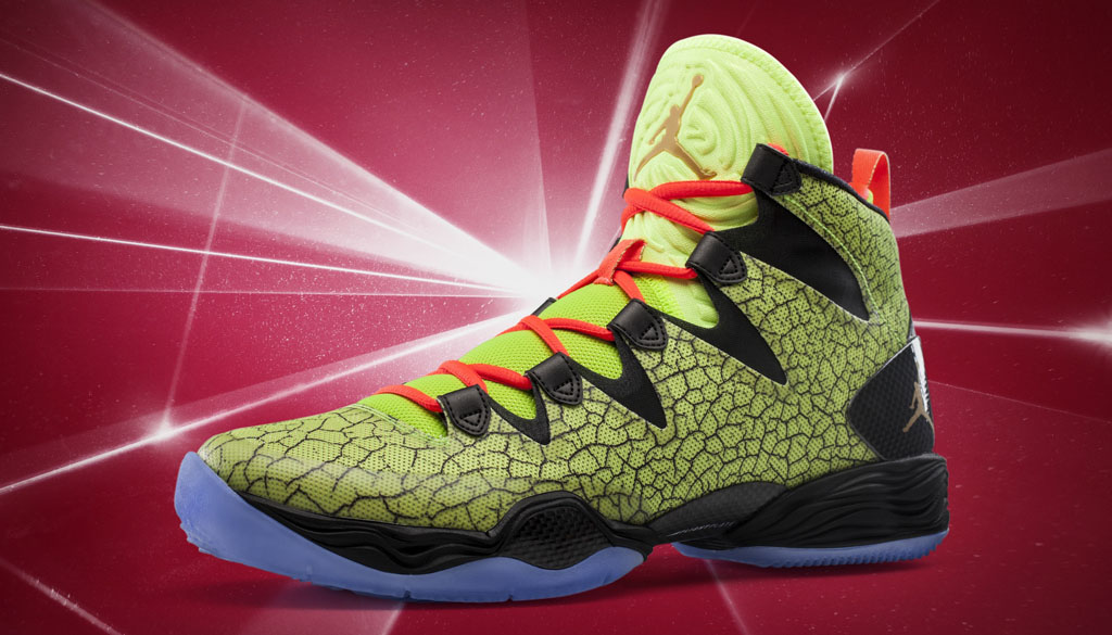 Jordan All-Star Crescent City Collection 2014: Air Jordan XX8 SE (1)