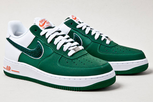 Nike Air Force 1 Low Irish Varsity | Sole Collector