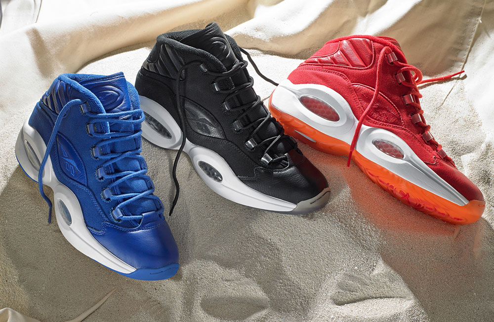 Reebok Question Summer Canvas Pack