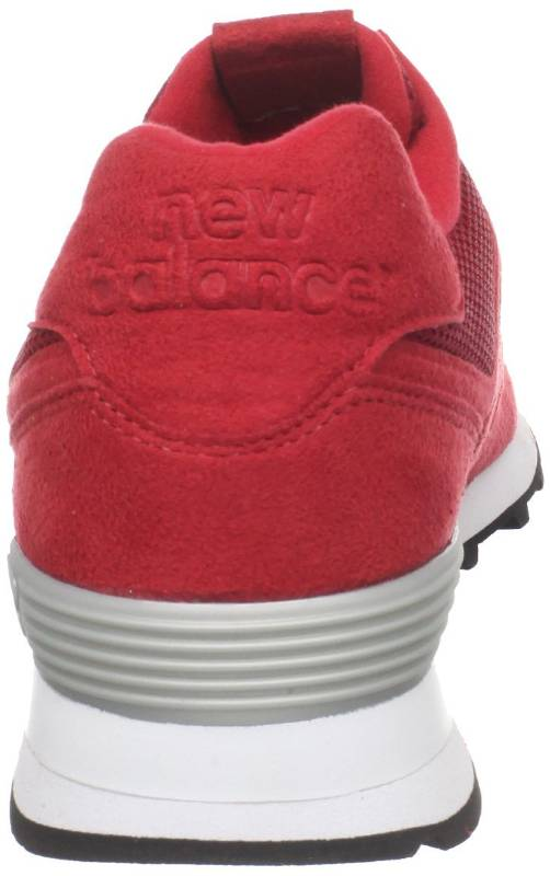 New Balance Sonic 574 Independence Day Red