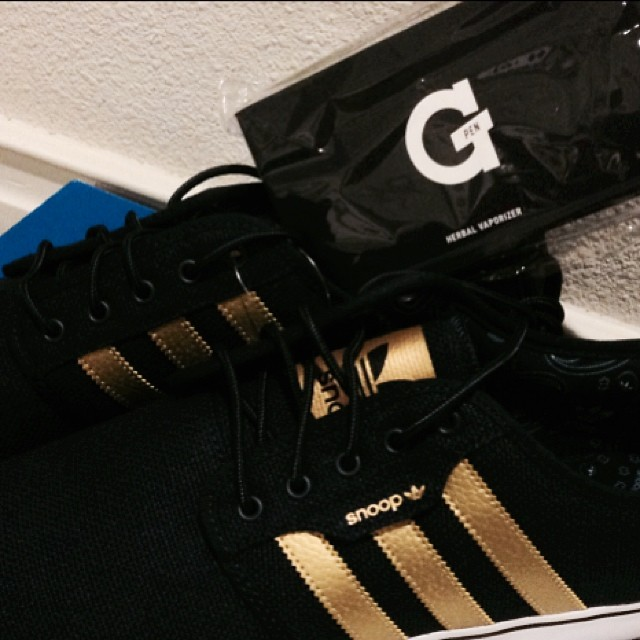 E40 Picks Up adidas Seeley Snoop Dogg