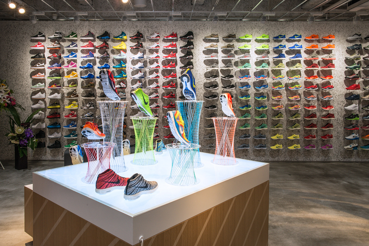 Sports Lab By Atmos Opens In Tokyo Sole Collector