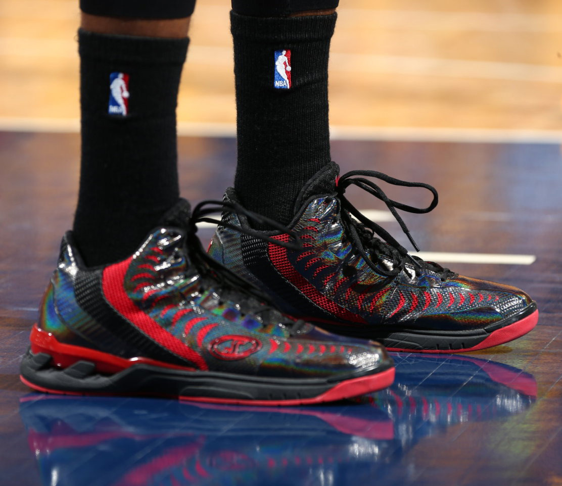 Spalding Basketball Shoes Mario Chalmers
